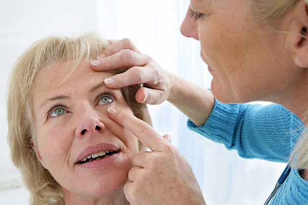 Age-related vision changes and conditions