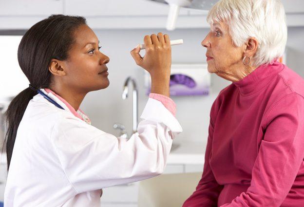 Age & Eye Disease