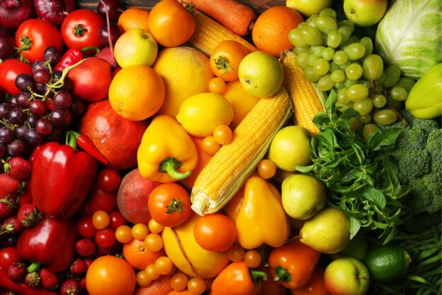Foods that may help Eye Health